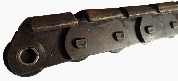 Rollentragketten nach DIN 8165 und DIN 8167